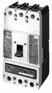 Molded Case Circuit Breakers Series C.3 Typical K-Frame Circuit Breaker Contents Description Product Overview.......................... Standards and Certifications.................. Quick Reference.