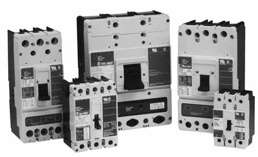 .3 Molded Case Circuit Breakers Series C Motor Circuit Protectors Contents Description Product Overview........................... Standards and Certifications................... Quick Reference.