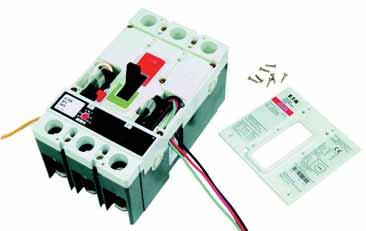 Molded Case Circuit Breakers Series C.3 Series C Internal Accessories Contents Description Product Overview.......................... Standards and Certifications.................. Quick Reference.