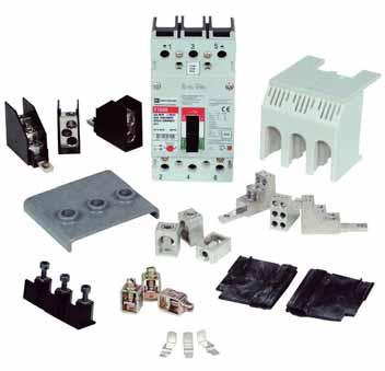 .3 Molded Case Circuit Breakers Series C Series C External Accessories Contents Description Product Overview........................... Standards and Certifications................... Quick Reference.