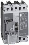 Molded Case Circuit Breakers Series C.