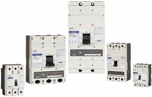 Molded Case Circuit Breakers Definite Purpose.