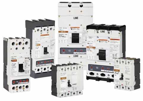 Molded Case Circuit Breakers Specialty Breakers.6 Direct Current Circuit Breakers Contents Description Engine Generator Circuit Breakers............. Direct Current Circuit Breakers Selection.