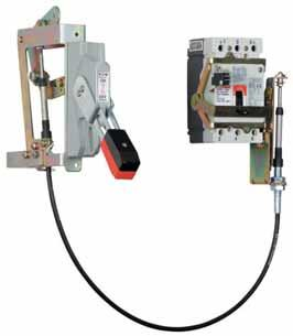 Molded Case Circuit Breakers Handle Mechanisms.7 Handle Mechanisms Contents Description Handle Mechanisms Series G............... High-Performance Rotary Handle Mechanisms. Universal Rotary.
