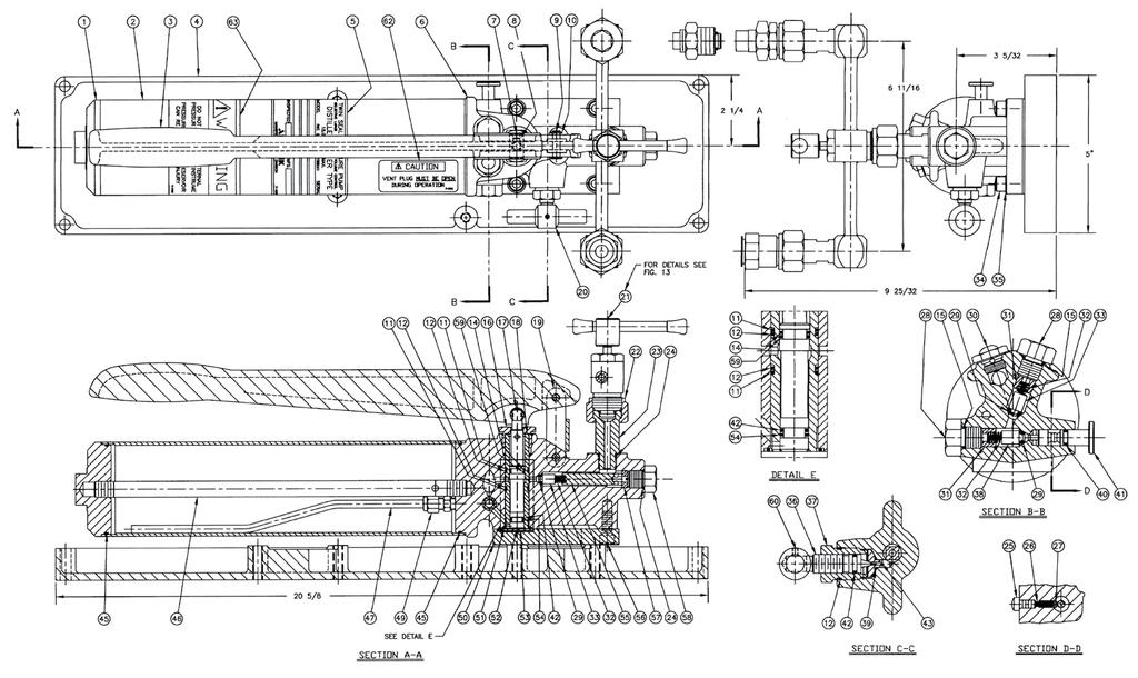 Support 17 Appendix A: Assembly Drawings and ParTS