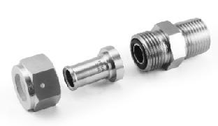14 15 Fittings / FR & FO Cnfiguratin Fitting Type Example FR Bdy Unin Tee SS-TTT-FR8 FR Bdy Unin Crss SS-C-FR Cnfiguratin Fitting Type Example FO Welded Gland t Tube Fitting FO Welded Gland Unin