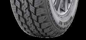 with 3D design Interlocked tread blocks BENEFITS Provides excellent traction for all terrain