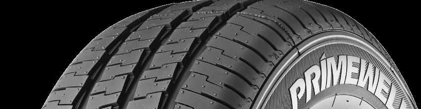 PV600 series : 60 65 70 75 MAXIMUM LOAD AND OPTIMUM MILEAGE Inch Series Size Load Index Speed Rating UTQG Tread Depth Overall Diameter Side Wall 16 60 195/60R16CLT 99/97 H - 9.