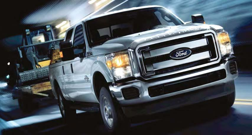 Designed, engineered and built by Ford, they deliver great fuel economy plus outstanding horsepower and torque. Superb towing and payload capacities get the job done too.