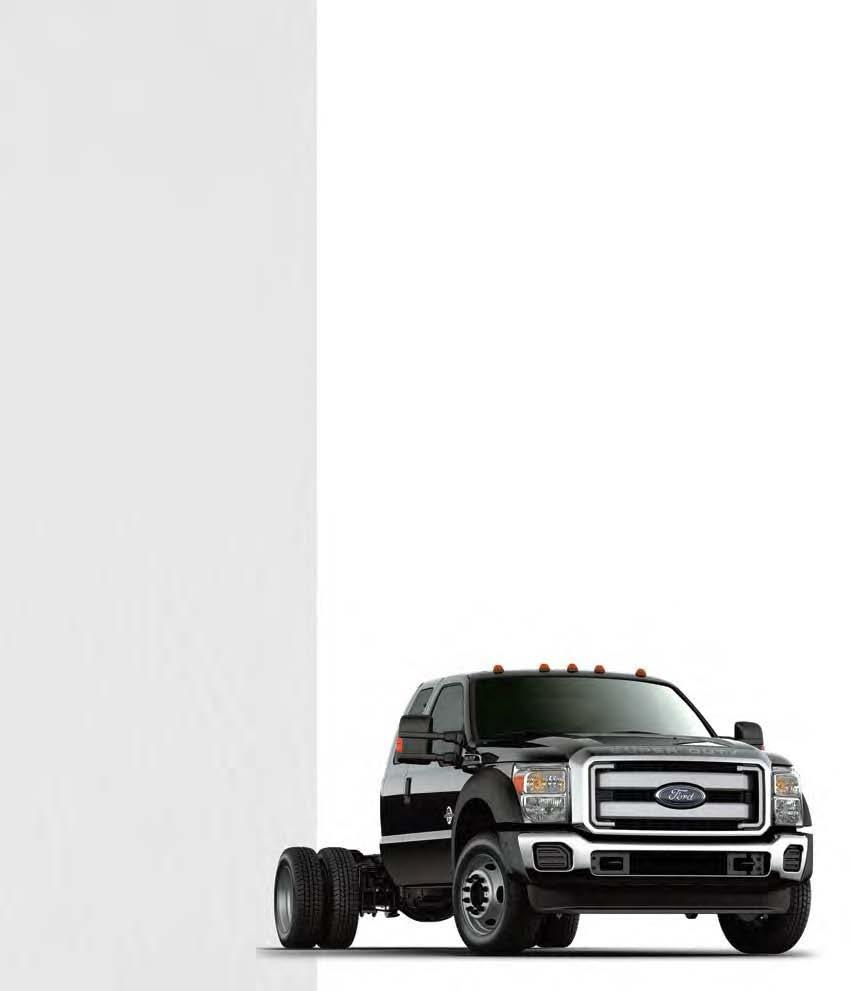 Tow Like the Pros With Ford Technology.
