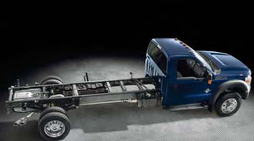 incline in drive or in reverse, you re covered Standard Trailer Sway Control Single-rear-wheel (SRW) models Trailer Sway Control works with AdvanceTrac with RSC (Roll Stability Control ) using a yaw