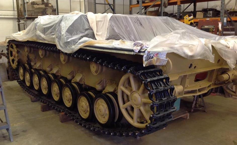 Surviving Panzer IV Tanks Last update : 30 December 2017 Listed here are the Panzer IV tanks that still exist today. AAAM, June 2016 - https://www.facebook.