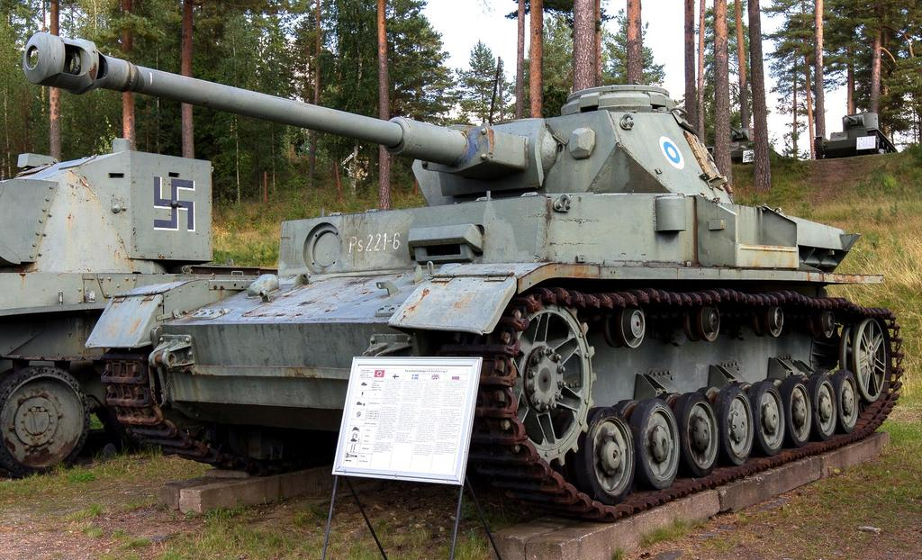 Germany in 1944, for 5,000,000 Finnish markkas each (about twice the production price).