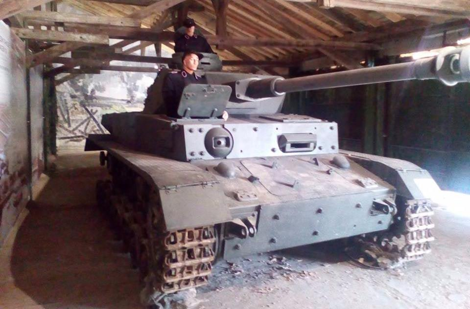 The recovery of this tank was ordered by the Bulgarian Defense minister in February 2008 and it will be most probably displayed in a museum in Bulgaria http://www.