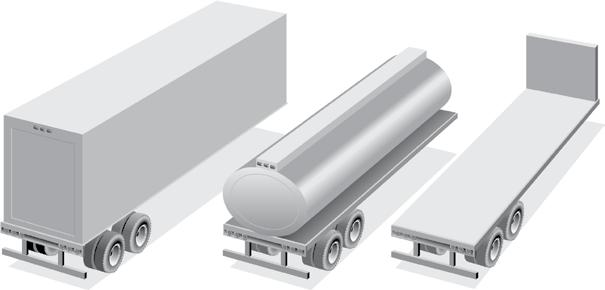 Reflective strips on trailers and semi-trailers with a GVWR of 4,536 kg (10,000 lb) or more and an overall width of 2.