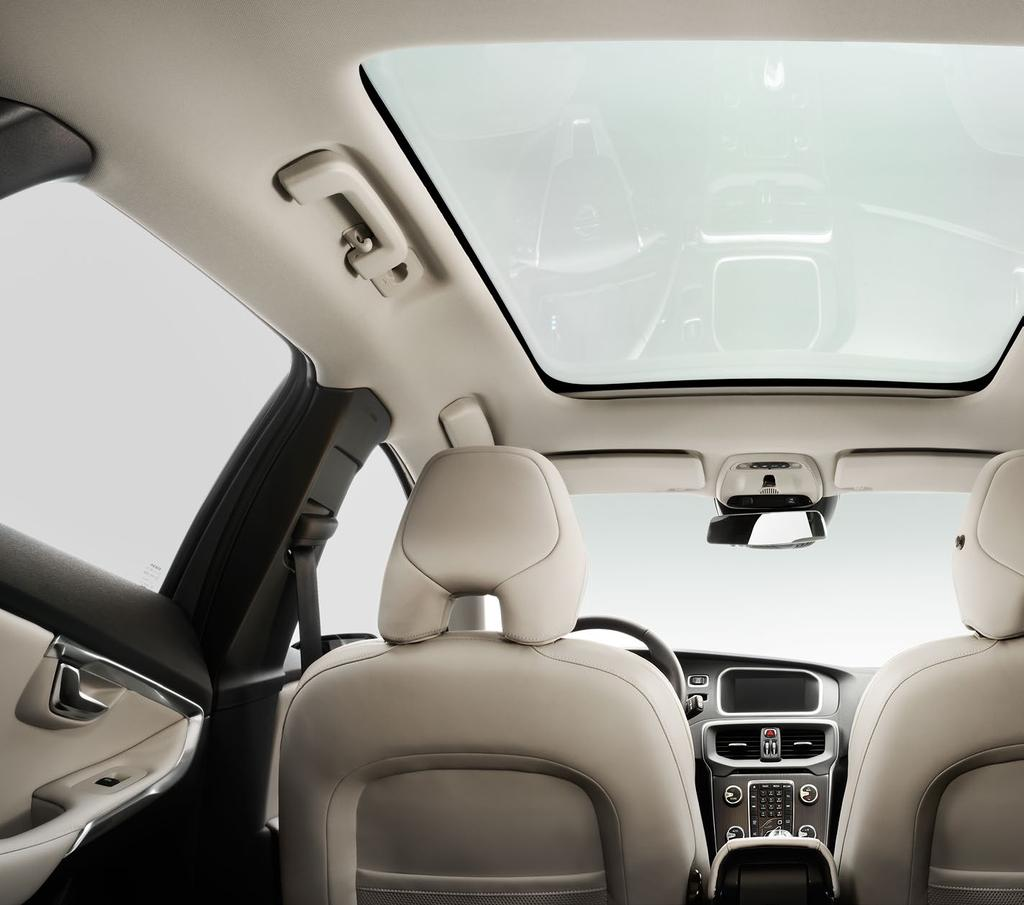 V40 PERSONALISE YOUR INTERIOR