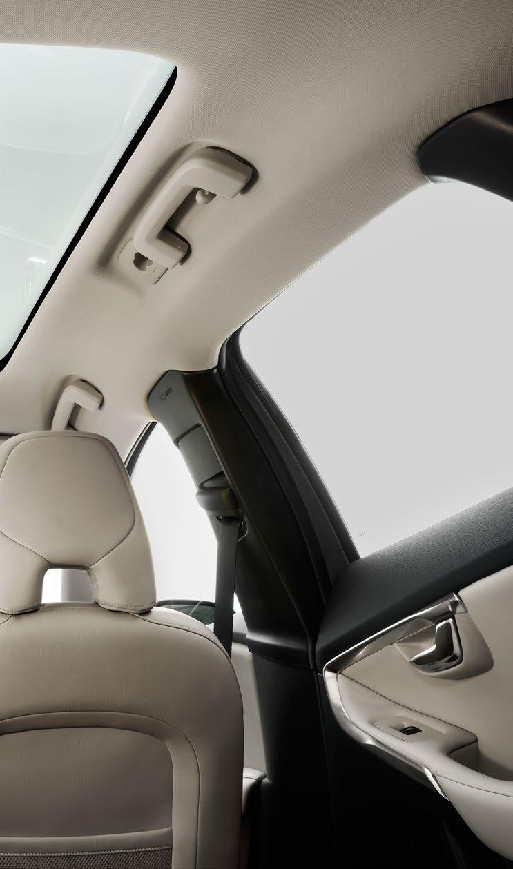 And so you can match your car with your personality even more, there is a whole range of gorgeous interior