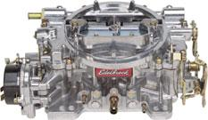 Edelbrock carbs put the fun back into your driving because of a unique ability to hold a tune.