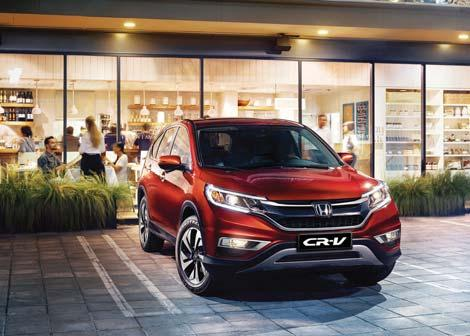 The prosperous accomplishments for Honda included the launch of several Honda models that witnessed a huge success in Qatar such as the All-New 2016 Pilot, the upgraded 2015 CRV and the Odyssey J- a