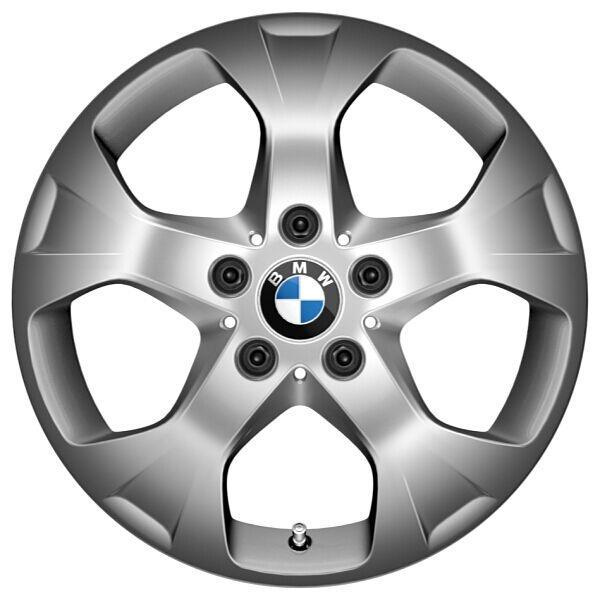 "Wheel Overview X1 sdrive28i X1 xdrive28i X1 xdrive35i Wheels 17"" Light-alloy Star"