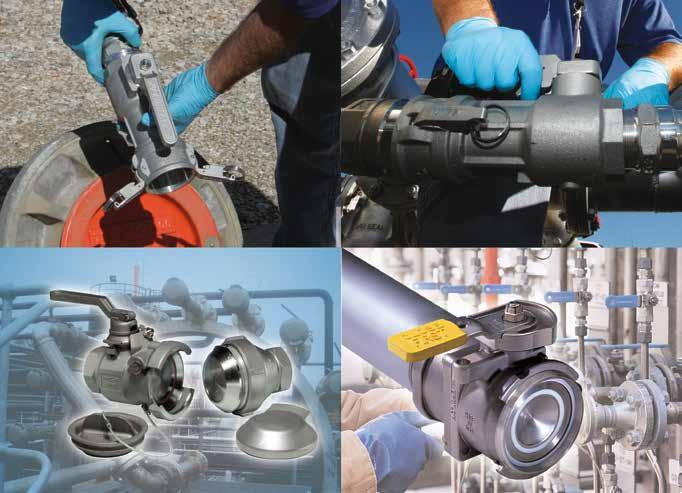 DRY DISCONNECTS OVERVIEW Dry Disconnects Overview OPW Engineered Systems offers the most comprehensive line of dry disconnect products in the industry.