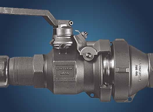 DRYLOK Drylok Overview One of the Driest Disconnect Couplings for the Transfer of Hazardous