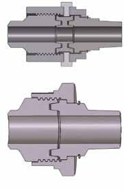 HILTAP 415 Series, 425 Series, 450 Series Pipe Connecting: Safety Quick Couplings The 415/425/490 RapidLOK Series Connector is an all-purpose lightweight quick coupling designed for leakproof