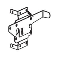 Gate Hardware Hinges Vinyl to Vinyl, Non Self-Closing Box Qty.