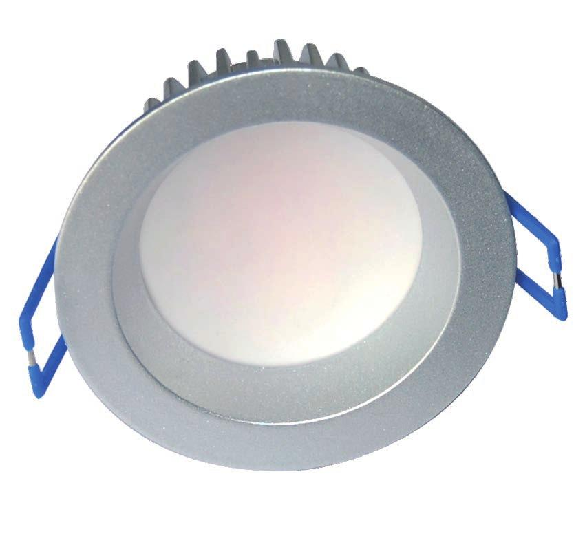 20 DOWNLIGHTS - dedicated LED dimmable Recommended dimmers: BRAND CODE Min/Max fittings per dimmer HPM Legrand CAT400P 2-8pcs Clipsal 32E450UDM 2-8pcs Clipsal 32E450TM 2-8pcs CLA LYNX 2-8pcs GAL06 54