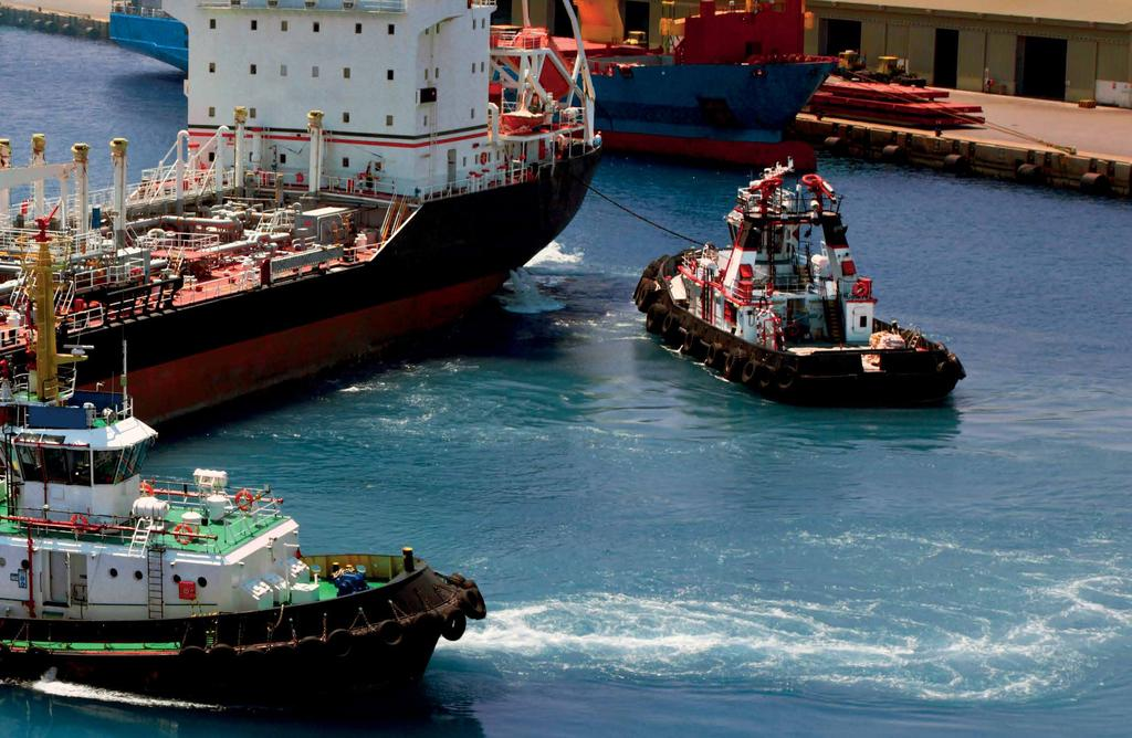 saving fuel at sea In the highly competitive marine sector, increased demand for efficiency is