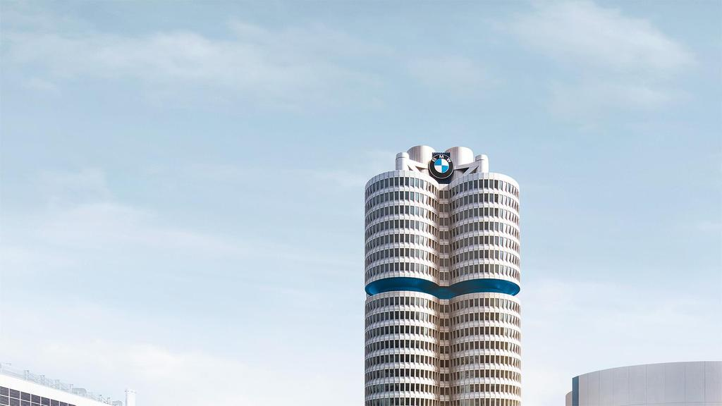 SUSTAINABILITY INNOVATION @ BMW GROUP