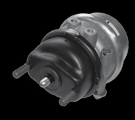 Commercial Vehicle Systems Product DATA PD-415-200 Function This range of Spring Brakes is used on axles fitted with air disc brakes and provides the service and parking brake functions.