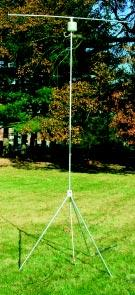 By Robert Johns, WJIP A Ground-Coupled Portable Antenna As the saying goes, Imitation is the sincerest form of flattery. Here s a homebrewed antenna that proves the point.
