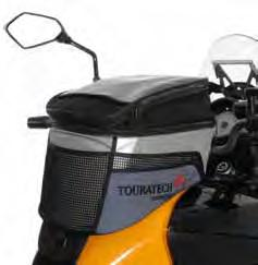 674 Tank Bag Touring Kawasaki Versys 1000/650 There s more to our Touring tank bag than just good looks!