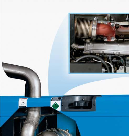 Cooled exhaust gas recirculation (CEGR) system The pollutant NOx is formed when oxygen and nitrogen in the air