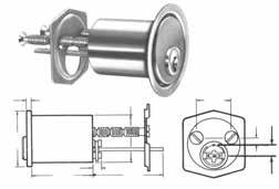 , Chicago, Illinois) as follows: The lock cylinder shall resist for at least ten minutes any of the following or other tests suggested by study of the design.