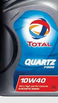 give TOTAL QUARTZ 7000 10W-40 excellent engine-protecting