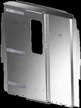 Sliding oor itions 8-003 8-004 8-005 Westcan s sliding-door partitions are your premium partition solution for all roof heights of