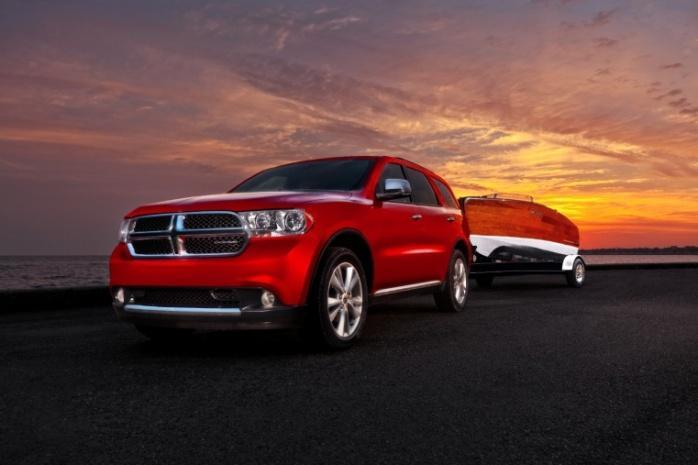 Class Leading 5.7L V8 HEMI VVT Engine with FuelSaver MDS o o The all-new 2011 Durango is also available with a 5.