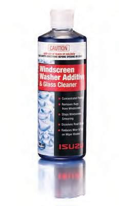 MISC. WINDSCREEN WASHER ADDITIVE AND GLASS CLEANER Additive