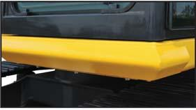 SPECIFICATION Operating weight.................................. 7190 kg Blade width height.