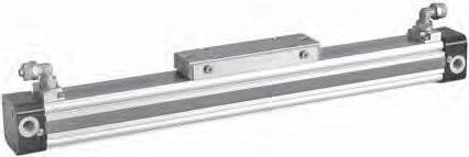 Options Other Options PROLINE The compact aluminum roller guide for