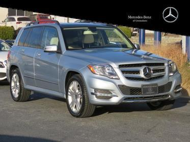 Highway MPG 25 2015 Mercedes-Benz GLK-Class GLK 350 Stock