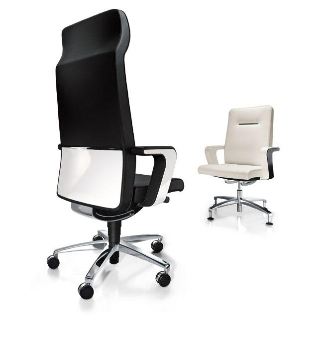 Executive swivel chair,
