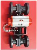 Damper Drives Limit Switches Mounted