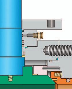 EXTENDED BONNET Valve designs are available with extended bonnets for applications in extreme temperature service.