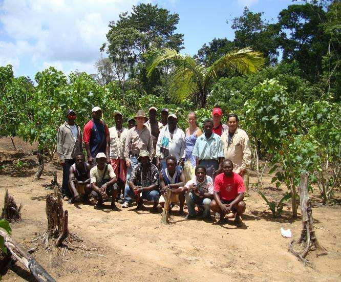 Stakeholders Goejaba community Goejaba energy committee Stichting