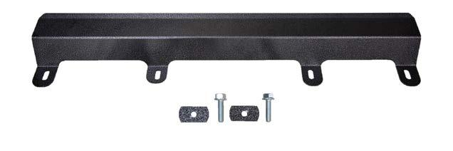 Universal mounting limitations include: Wide body (47 )
