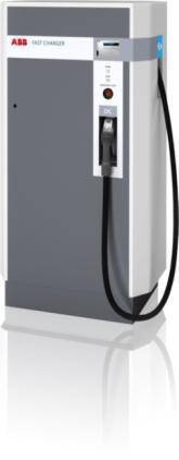 Terra 51 DC Highway Charger 50kW DC CHAdeMO 15-30 min.