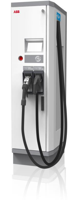 Highway segment Combo / Multi-standard chargers Now October 2013 December 2013